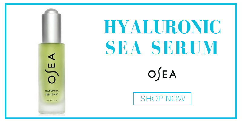 hyaluronic sea serum from osea