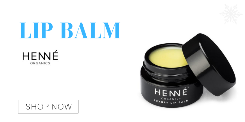 lip balm from henné organics