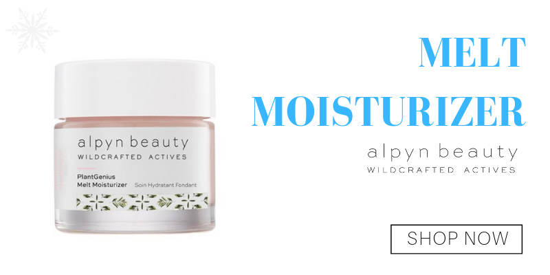 melt moisturizer from alpyn beauty