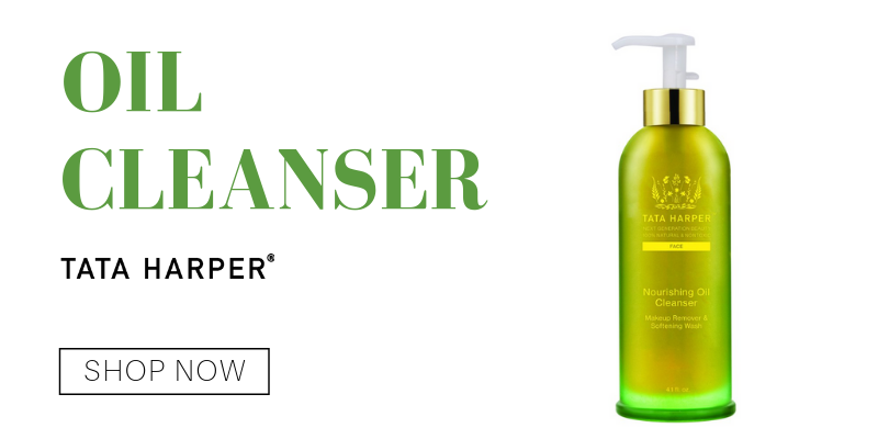 oil cleanser from tata harper