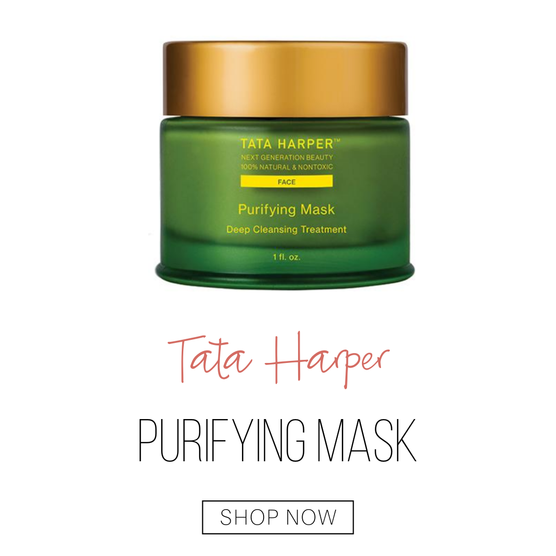 purifying mask from tata harper
