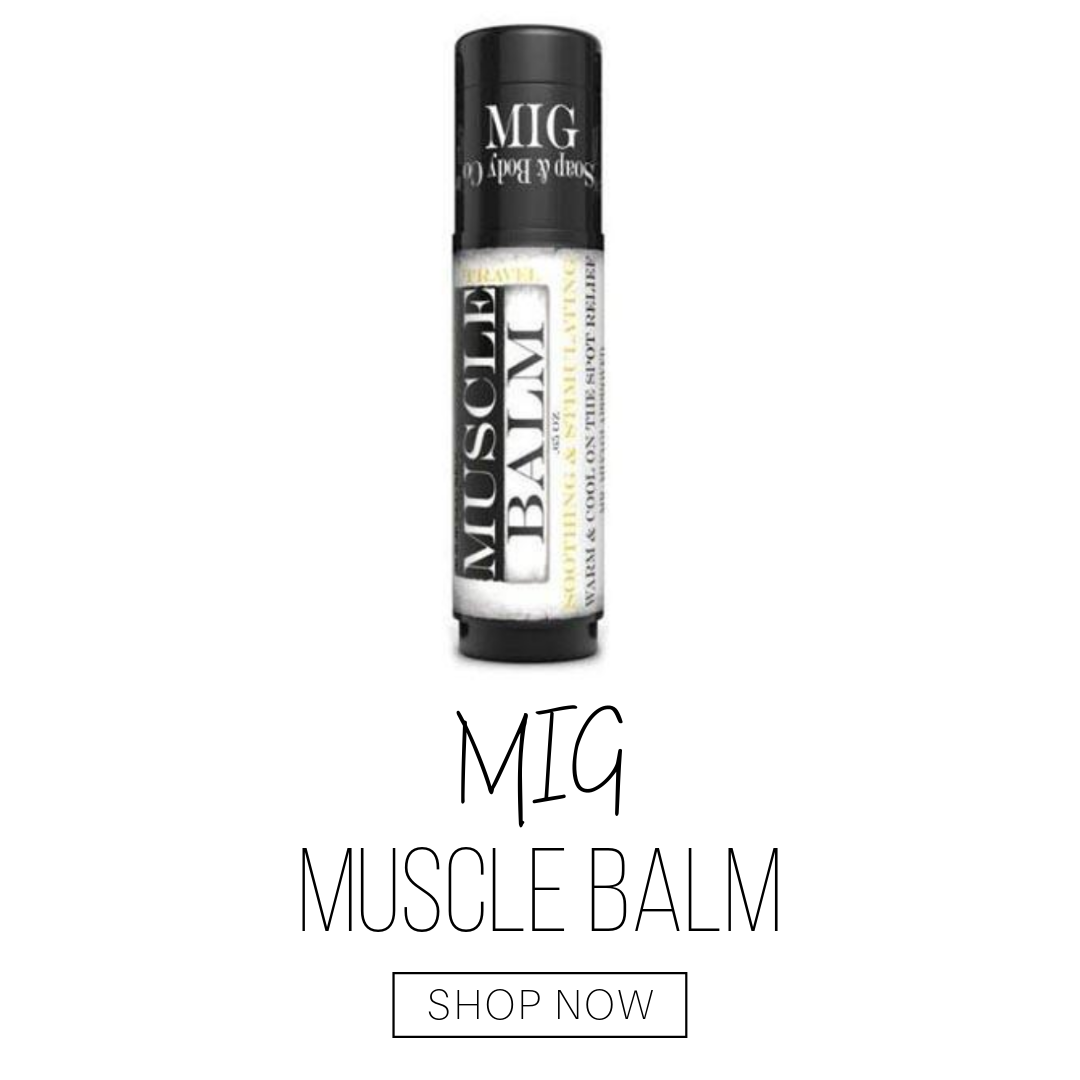 MIG muscle balm