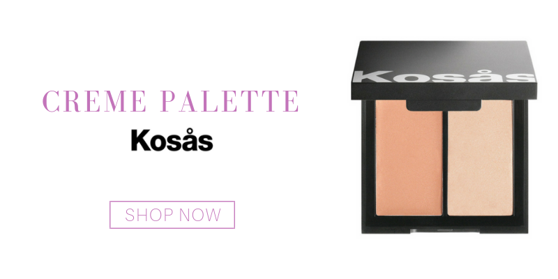 creme palette from kosas