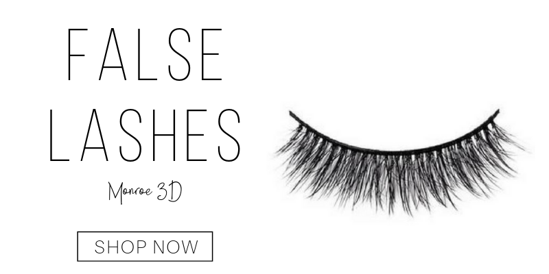 false lashes from monroe 3D