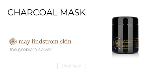 charcoal mask: the problem solver from may lindstrom skin