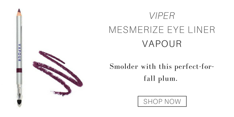 viper mesmerize eye liner from vapour. smolder with this perfect for fall plum