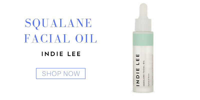 squalane facial oil from indie lee