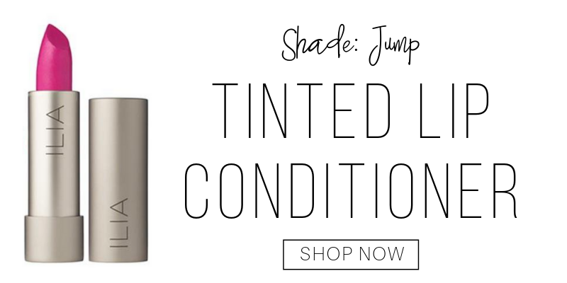 tinted lip conditioner in the shade jump from ilia