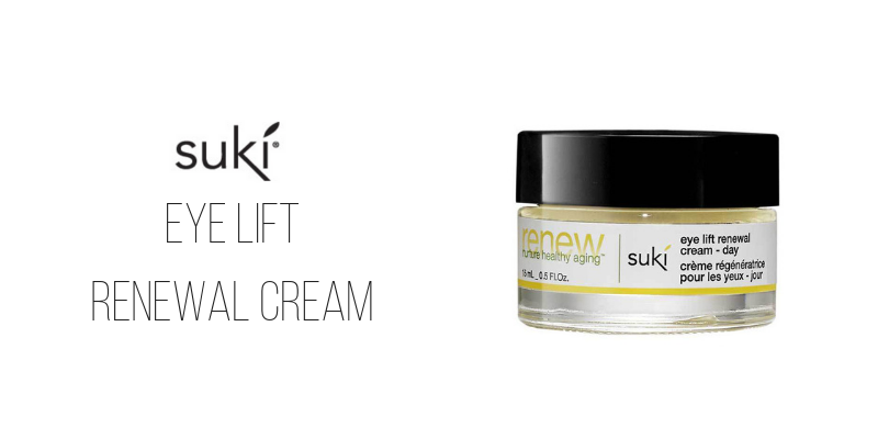 suki eye lift renewal cream