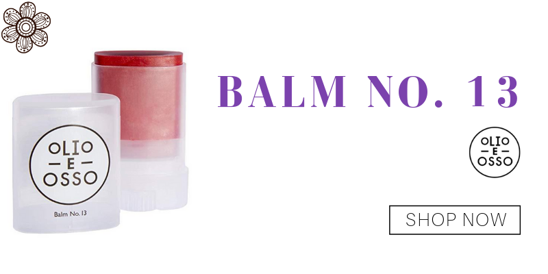 balm no. 13 from olio e osso