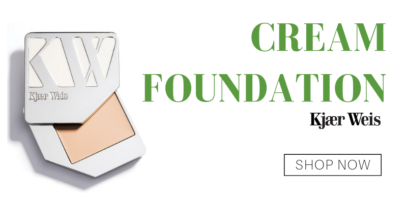 cream foundation from kjaer weis