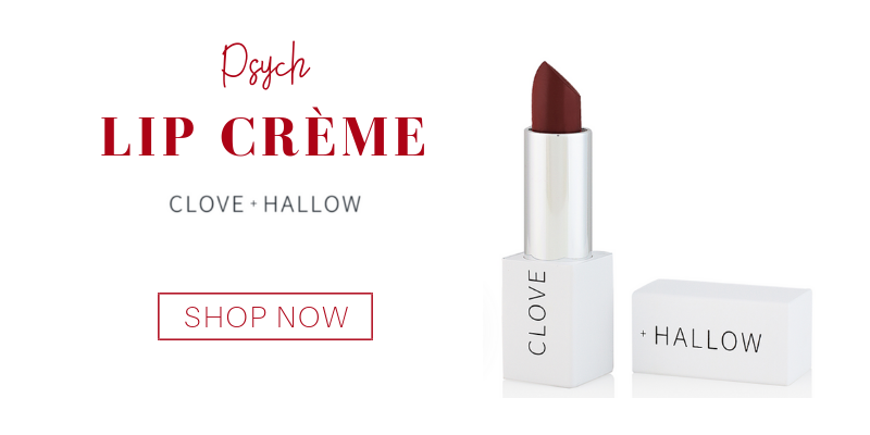 psych lip creme from clove and hallow
