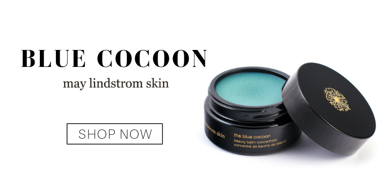 blue cocoon from may lindstrom skin