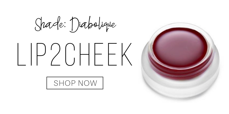 lip 2 cheek in the shade diabolique from rms beauty