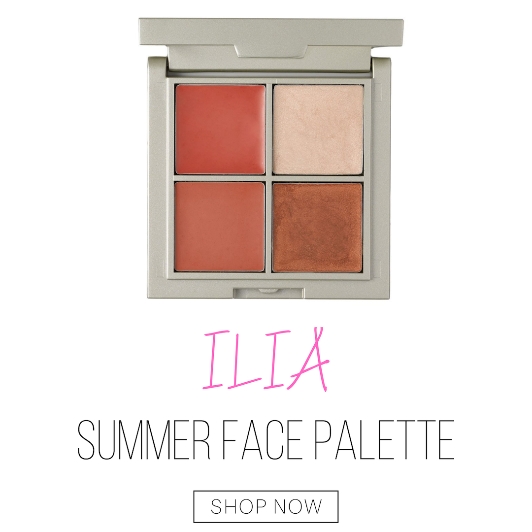 ilia summer face palette