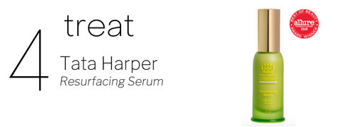 4. treat. pictured: tata harper resurfacing serum