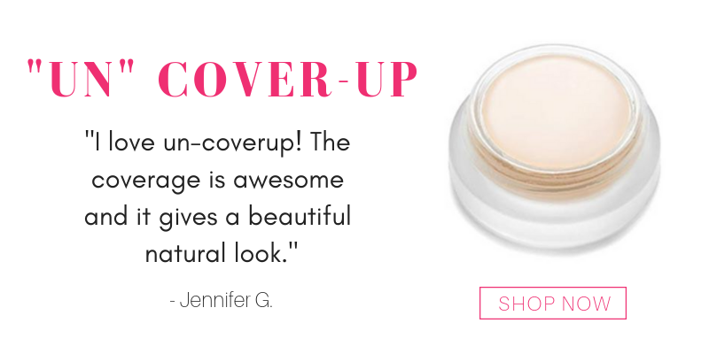 """un"" cover-up ""I love un-coverup! the coverage is awesome and it gives a beautiful natural look."" -Jennifer G."