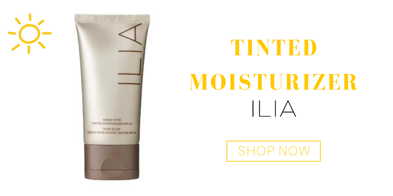 tinted moisturizer from ilia