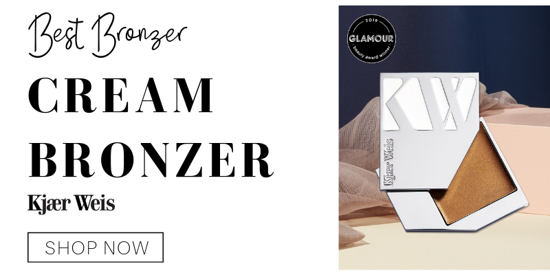 best bronzer: cream bronzer from kjaer weis