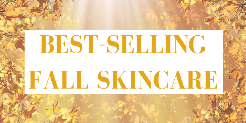 best-selling fall skincare