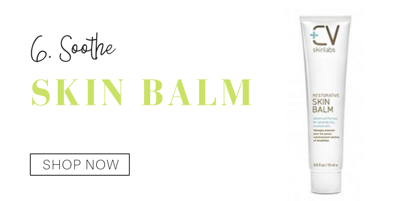 6. soothe: skin balm from cv skinlabs