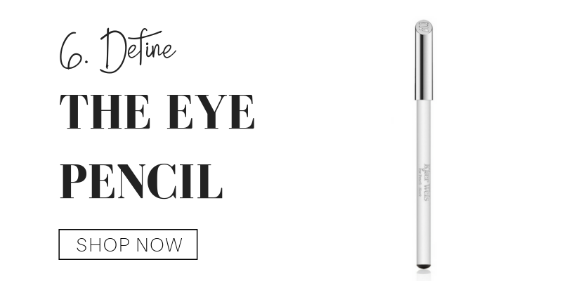 6. define using the eye pencil from kjaer weis