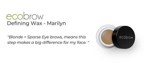 Ecobrow Defining Wax in Marilyn