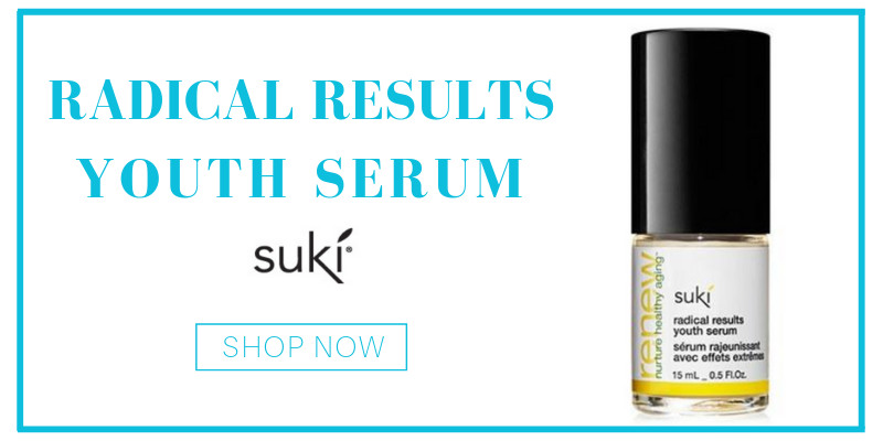 radical results youth serum from suki