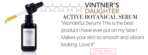 "vintner's daughter active botanical serum. ""wonderful serum! this is the best product I have ever put on my face! makes your skin so smooth and vibrant looking. love it."""