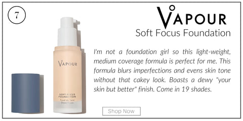 vapour soft focus foundation