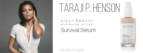 taraji p. henson - survival serum from alpyn beauty
