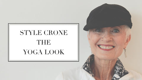 style crone the yoga look