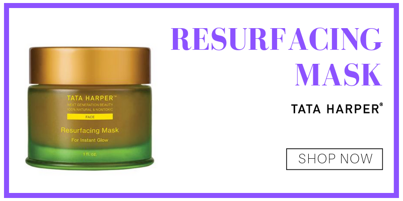 resurfacing mask from tata harper