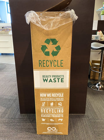 Terracycle Cardboard Recycling box at the aillea store