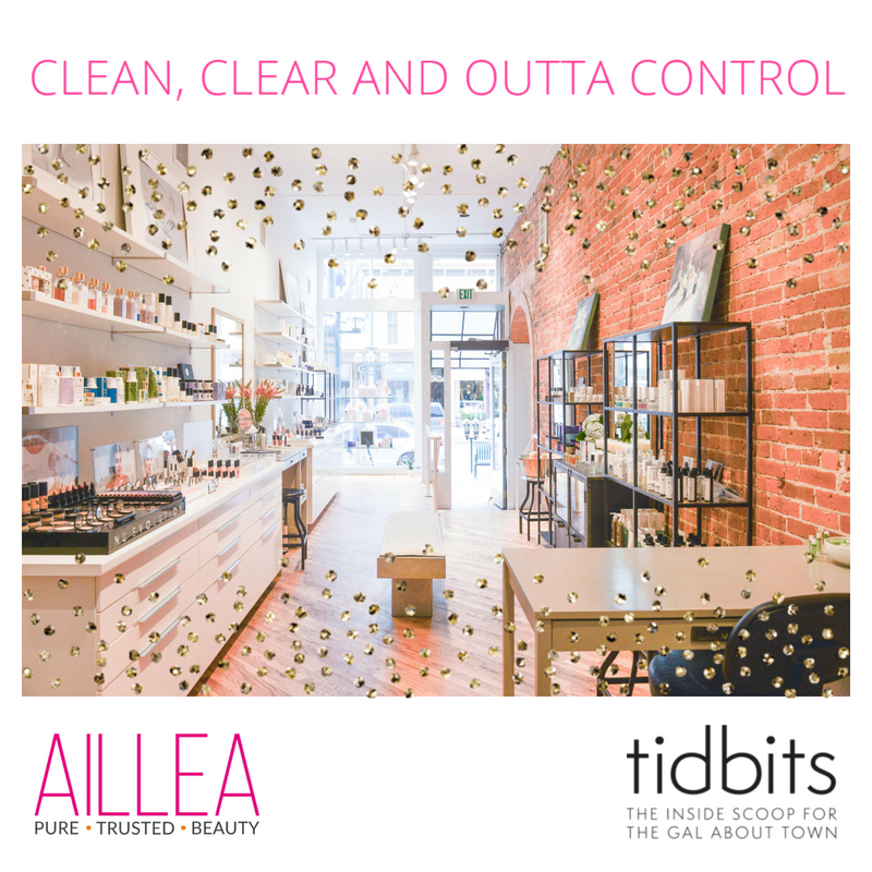 clean, clear and outta control. article from tidbits
