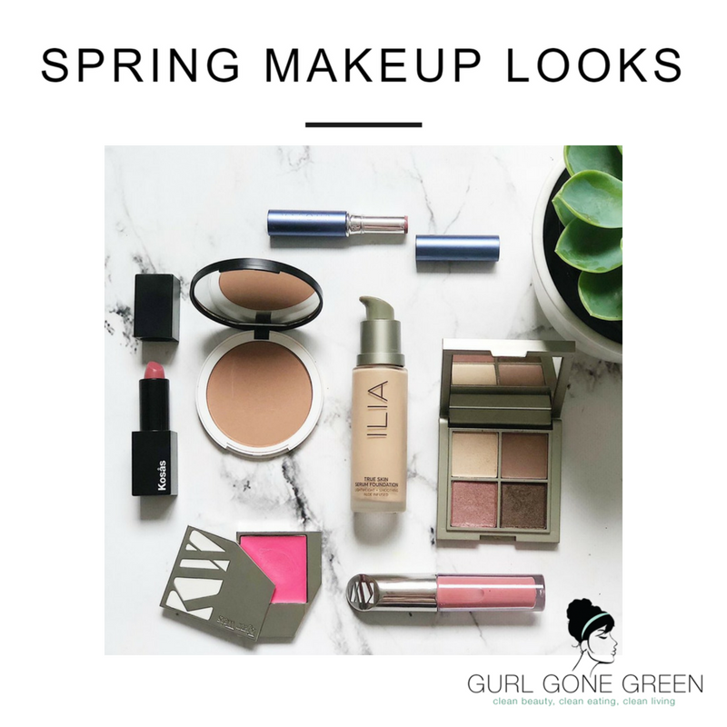 spring makeup looks. article by gurl gone green