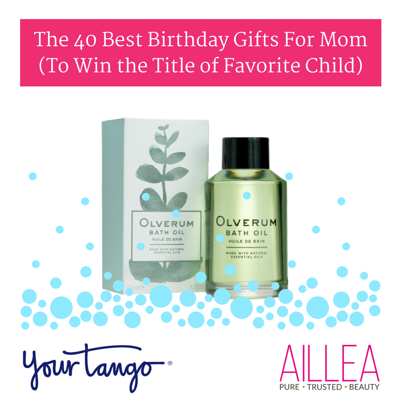 The 40 Best Birthday Gifts For Mom