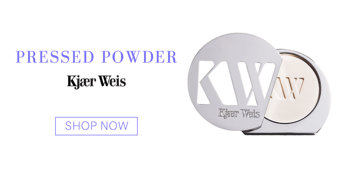 pressed powder from kjaer weis
