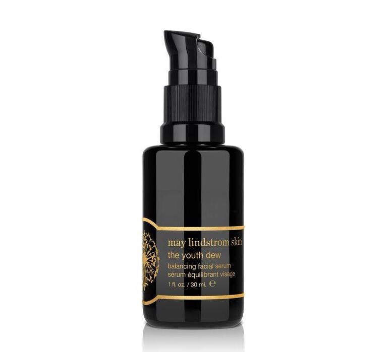 the youth dew balancing facial serum