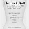 the back buff