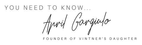 you need to know april garguilo