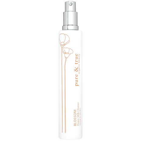 Pure and True Blossom Flower Milk Cleanser