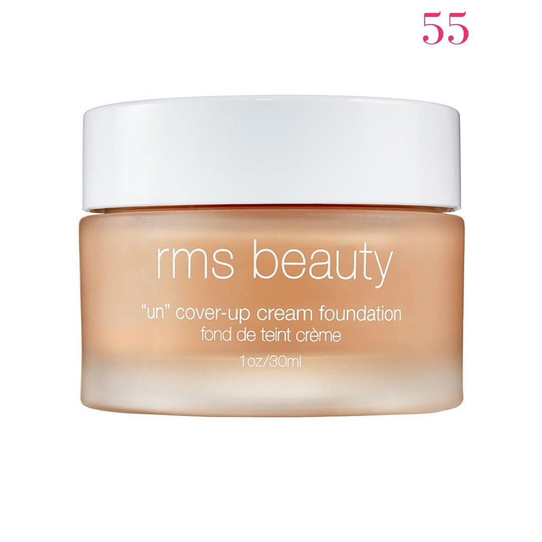 RMS Un Cover Up Cream Foundation - shade 55 -Aillea