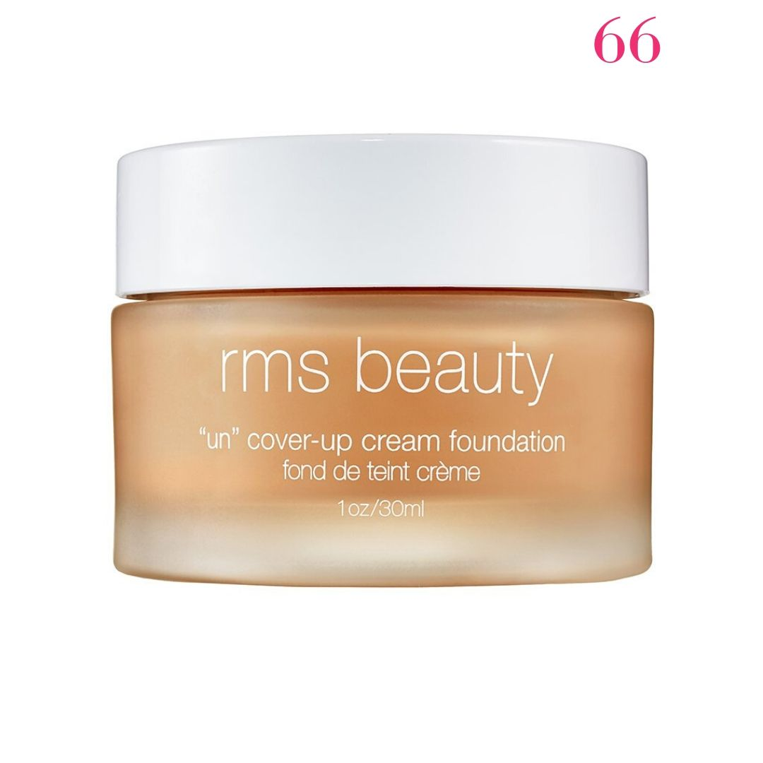 RMS Un Cover Up Cream Foundation - shade 66 -Aillea