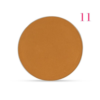 Clove + Hallow pressed mineral foundation powder shade 11 AILLEA