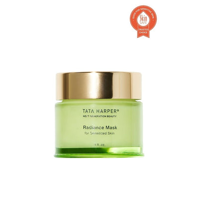 Tata Harper Superkind Radiance Mask -  A creamy, soothing, gel-cream mask for the most sensitive, reactive, sensitized skin. -AILLEA