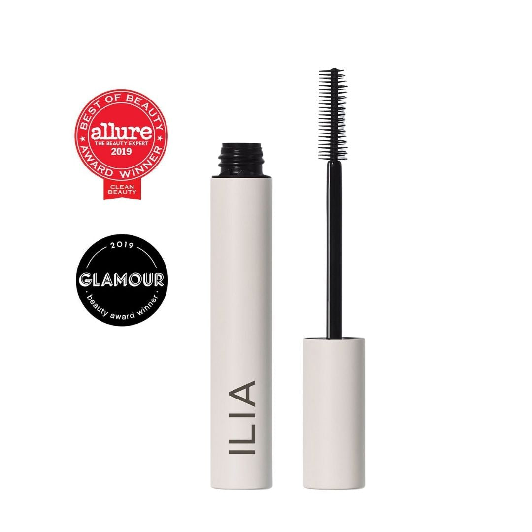 ILIA Limitless Lash Mascara - 2019 Allure Best of Beauty Winner - 2019 Glamour Beauty Award Winner - AILLEA