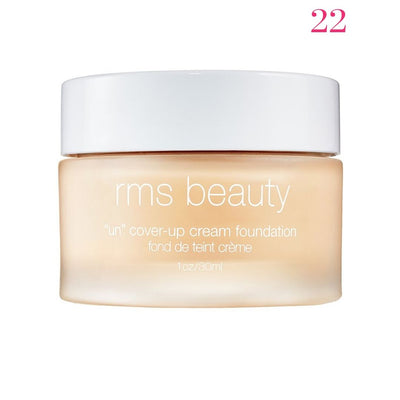RMS Un Cover Up Cream Foundation - shade 22 -Aillea