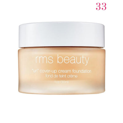 RMS Un Cover Up Cream Foundation - shade 33 -Aillea