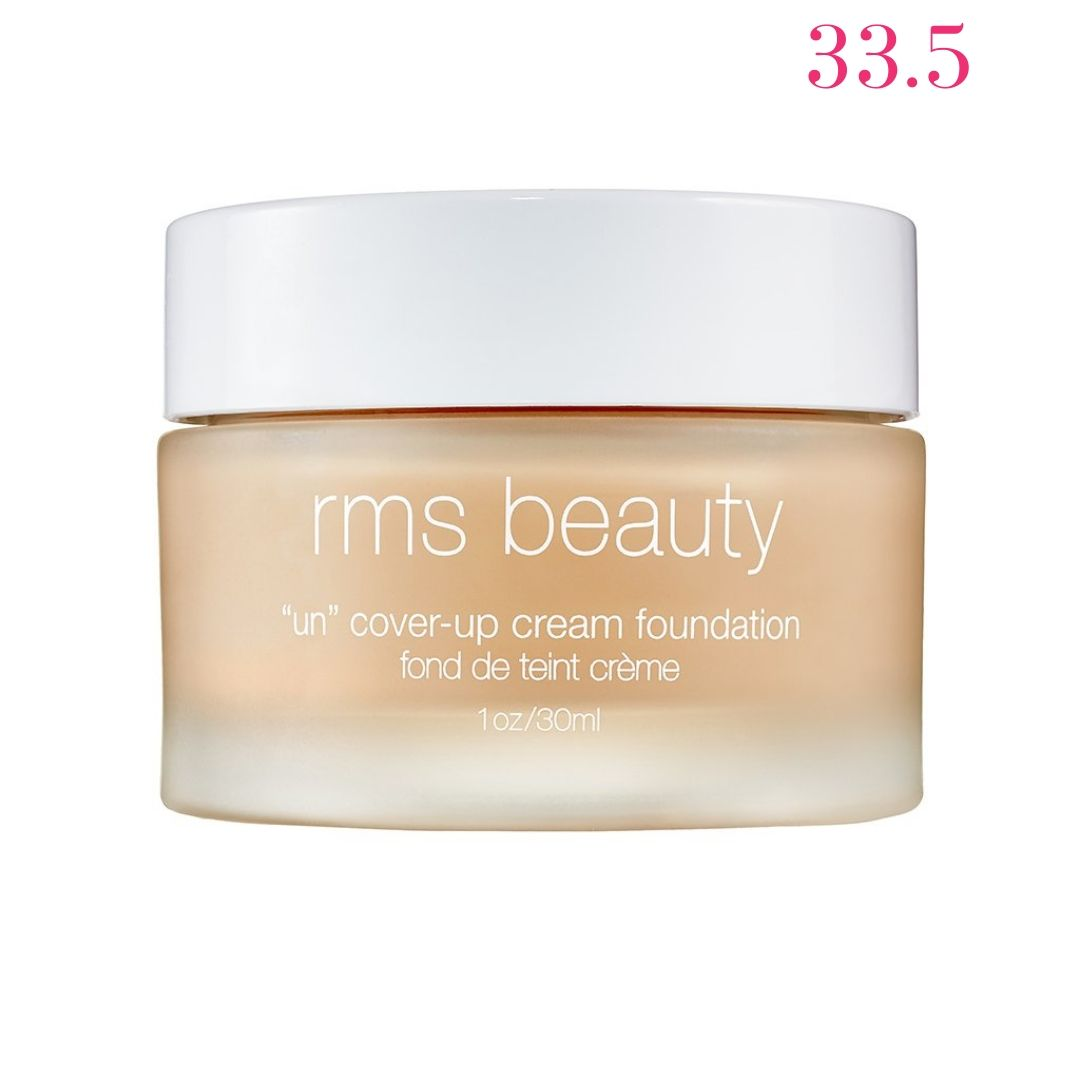 RMS Un Cover Up Cream Foundation - shade 33.5 -Aillea